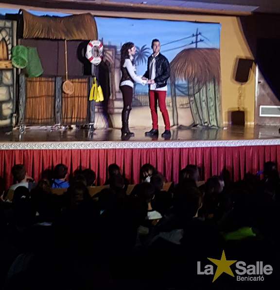Dia Internacional del Teatre a La Salle Benicarló