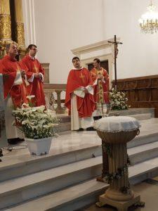 La Salle Benicarló celebra la fiesta de su fundador.