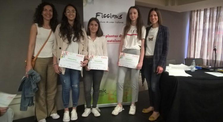 Finalistes del concurs Ficcions