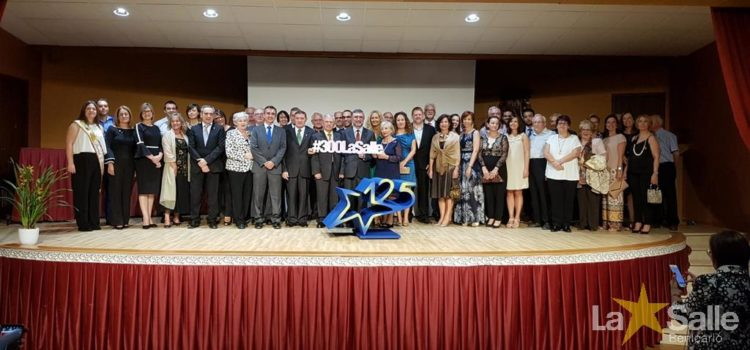 La Salle celebra sus 125 años de presencia en Benicarló