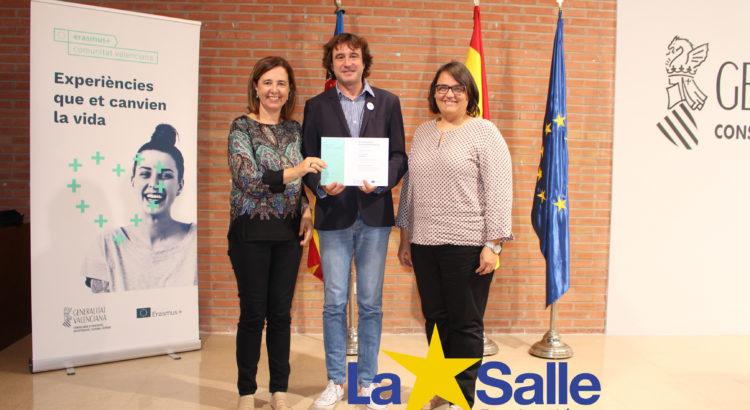 La Salle Benicarló inicia su programa ERASMUS +