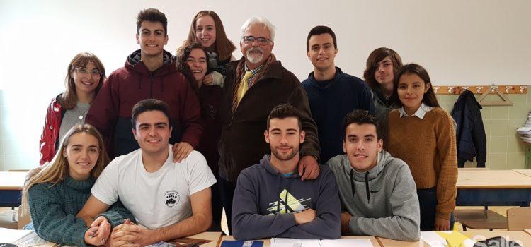 MIGUEL PITARCH SANCHÍS NOMINAT AL MILLOR DOCENT D'ESPANYA 2018