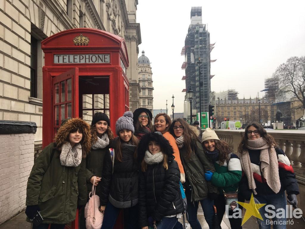 Immersión lingüística en Inglaterra