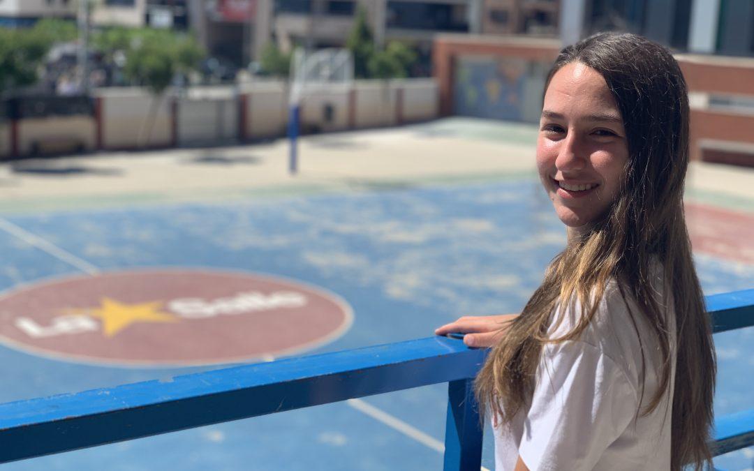 Ana Cànovas Rovira obté la beca de la fundació Amancio Ortega