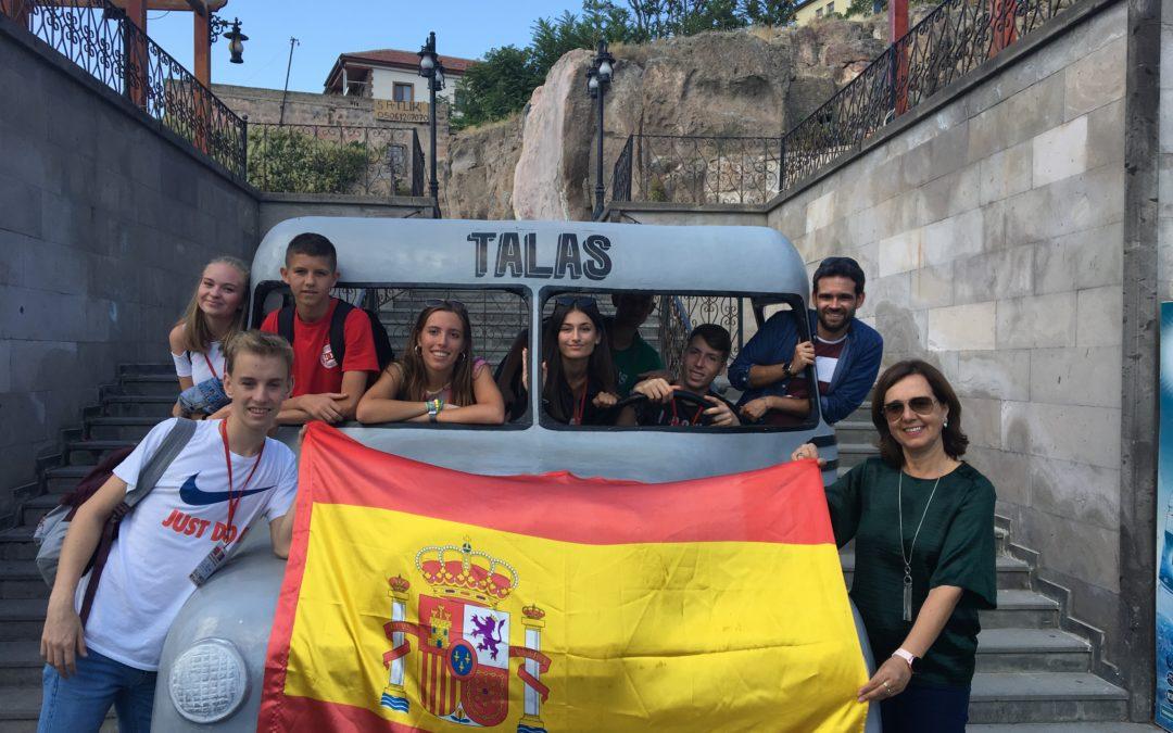 La Salle Benicarló viaja a Turquía