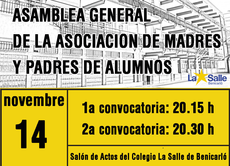 Asamblea General AMPA