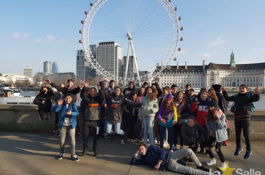 La Salle Benicarló visita Inglaterra