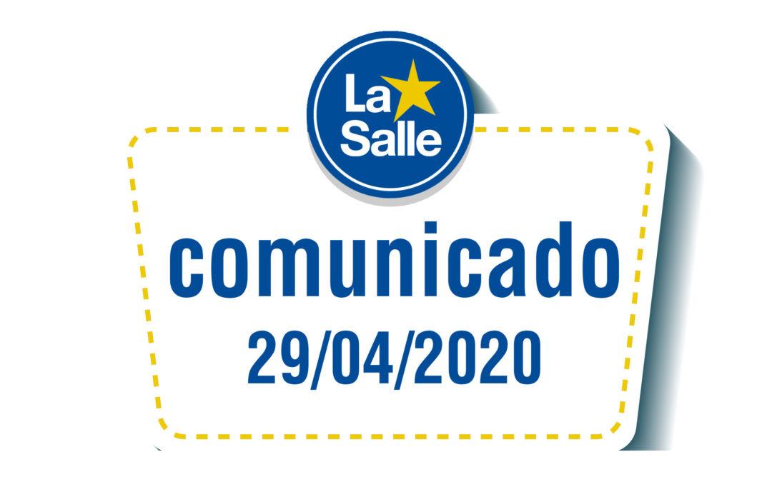 Comunicación nº 19 -Colegio La Salle Benicarló-
