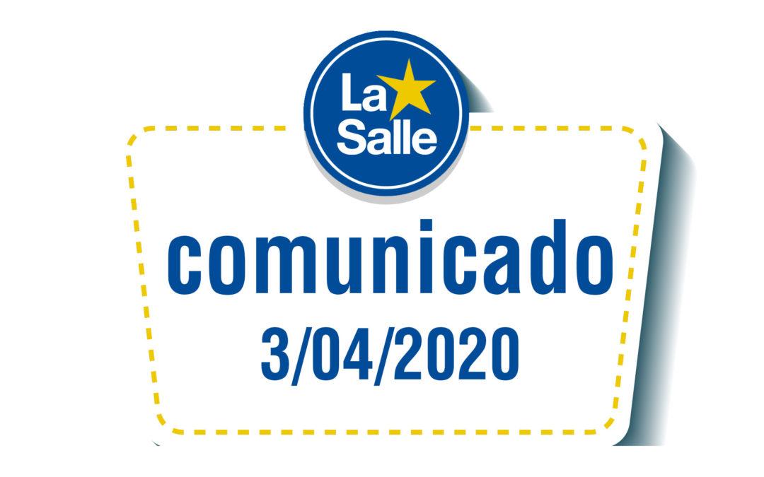 Comunicación nº 9 -Colegio La Salle Benicarló-