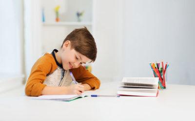 Asunción de las tareas escolares. Autonomía en el aprendizaje